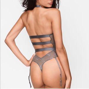 45ec7a349e197 Victoria's Secret Intimates & Sleepwear - Victoria's Secret Very Sexy Shine  Lace Teddy